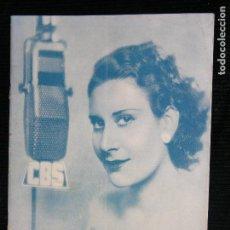 Coleccionismo de Revistas y Periódicos: RADIO BARCELONA Nº 564 AÑO 1935 . Lote 109481763