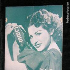 Coleccionismo de Revistas y Periódicos: RADIO BARCELONA Nº554 AÑO 1935. Lote 109482775