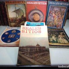 Coleccionismo de Revistas y Periódicos: GRAN LOTE DE 30 REVISTAS REALES SITIOS - AÑOS 60 - BUEN ESTADO - 31,5 X 22,5 CM - MUY ILUSTRADO . Lote 109533931