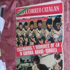 Coleccionismo de Revistas y Periódicos: EL CORREO CATALAN AÑO 1973. Lote 109831747