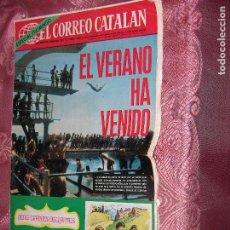 Coleccionismo de Revistas y Periódicos: EL CORREO CATALAN AÑO 1973. Lote 109833915
