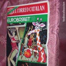 Coleccionismo de Revistas y Periódicos: EL CORREO CATALAN AÑO 1973. Lote 109834879
