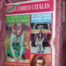 Coleccionismo de Revistas y Periódicos: EL CORREO CATALAN AÑO 1974. Lote 109836795