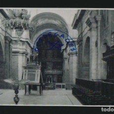 Coleccionismo de Revistas y Periódicos: ESCORIAL ( MADRID ). CORO DE LA IGLESIA DEL MONASTERIO.. Lote 109931595
