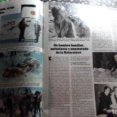 Coleccionismo de Revistas y Periódicos: FELIX RODRIGUEZ LA FUENTE. Lote 110420147