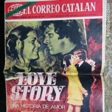 Coleccionismo de Revistas y Periódicos: F 1 EL CORREO CATALAN AÑO 1971. Lote 110484583