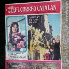 Coleccionismo de Revistas y Periódicos: F 1 EL CORREO CATALAN Nº29091 AÑO 1971. Lote 110484983