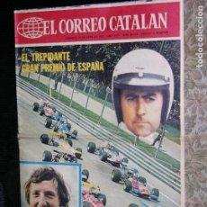 Coleccionismo de Revistas y Periódicos: F 1 EL CORREO CATALAN Nº 29102 AÑO 1971. Lote 110485335