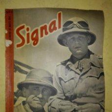 Coleccionismo de Revistas y Periódicos: REVISTA SIGNAL - Nº 9 - AÑO 1941. Lote 110505907
