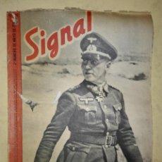 Coleccionismo de Revistas y Periódicos: REVISTA SIGNAL - Nº 10 - AÑO 1941. Lote 110506139