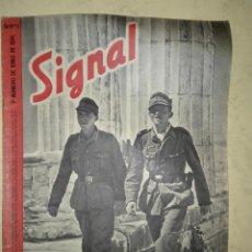 Coleccionismo de Revistas y Periódicos: REVISTA SIGNAL - Nº 11 - AÑO 1941. Lote 110506299