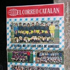 Coleccionismo de Revistas y Periódicos: F 1 EL CORREO CATALAN Nº 29085 AÑO 1971. Lote 110556935
