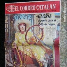 Coleccionismo de Revistas y Periódicos: F 1 EL CORREO CATALAN Nº 29055 AÑO 1971. Lote 110557779