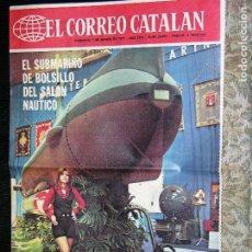 Coleccionismo de Revistas y Periódicos: F 1 EL CORREO CATALAN Nº 29067 AÑO 1971. Lote 110559535
