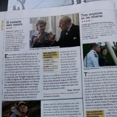 Coleccionismo de Revistas y Periódicos: UNA BOLSA DE CANICAS GARY OLDMAN . Lote 110591855