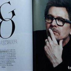 Coleccionismo de Revistas y Periódicos: GARY OLDMAN . Lote 110594283
