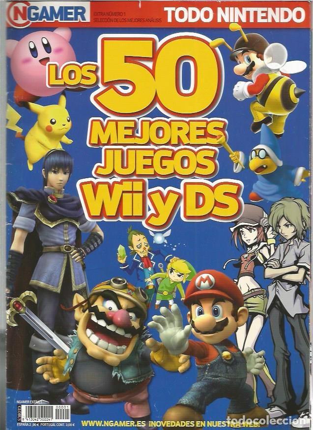 50 Mejores Juegos Wii Y Ds Comprar Otras Revistas Y Periodicos