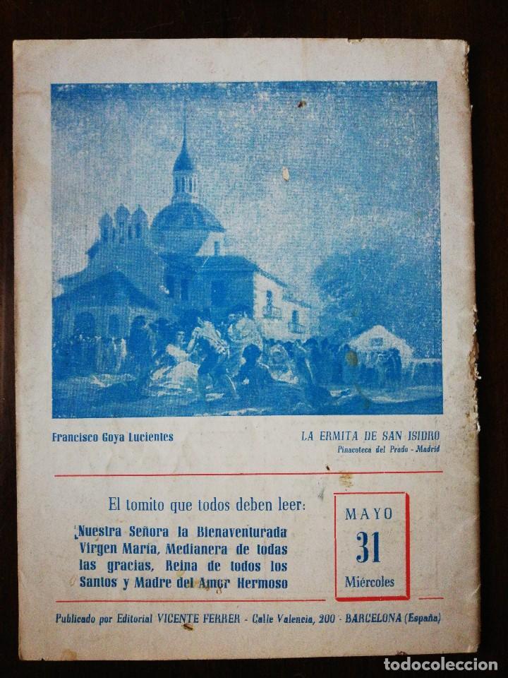 Coleccionismo de Revistas y Periódicos: Revista Religiosa Colección Nuestros Santos - SANTA. ISIDRO LABRADOR - Foto 2 - 110700207