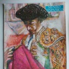 Coleccionismo de Revistas y Periódicos: REVISTA MUNDO HISPÁNICO. N 113. 1957.. Lote 110749180