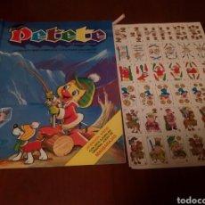 Coleccionismo de Revistas y Periódicos: PETETE REVISTA N'111,CON MINIBARAJAS. Lote 110811064