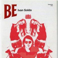 Coleccionismo de Revistas y Periódicos: BE (BEEFEATER MAG.) IVAN SOLDO - REVISTA PROMOCIONAL SPAIN #3. Lote 111030075