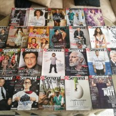 Coleccionismo de Revistas y Periódicos: LOTE DE REVISTAS XL SEMANALES. 107 REVISTAS. Lote 111091076