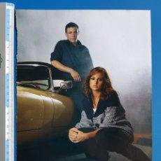 Coleccionismo de Revistas y Periódicos: VERONICA ECHEGUI+JUANJO BALLESTA (EL BOLA) FOTO Y ENTREVISTA - RECORTE REVISTA. Lote 111100484