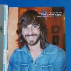 Coleccionismo de Revistas y Periódicos: FOTO SANTI MILLAN - RECORTE REVISTA. Lote 111100718