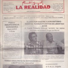 Coleccionismo de Revistas y Periódicos: DIARIO BILINGÜE DEL SÁHARA, AÑO 1 - Nº 97. Lote 111243719