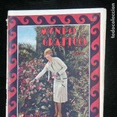 Coleccionismo de Revistas y Periódicos: F1 MUNDO GRFICO Nº 850 AÑO 1928 CLARA WINDSOU. Lote 111270935