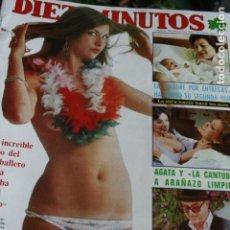Coleccionismo de Revistas y Periódicos: AGATA LYS MARIA JOSE CANTUDO 1977. Lote 111337939