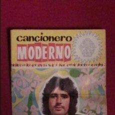 Coleccionismo de Revistas y Periódicos: CANCIONERO MODERNO. MIGUEL RIOS. ED ESTE. 1972. Lote 111344543