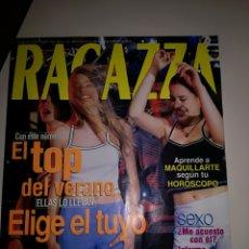 Coleccionismo de Revistas y Periódicos: REVISTA JUVENIL RAGAZZA. Lote 111353896
