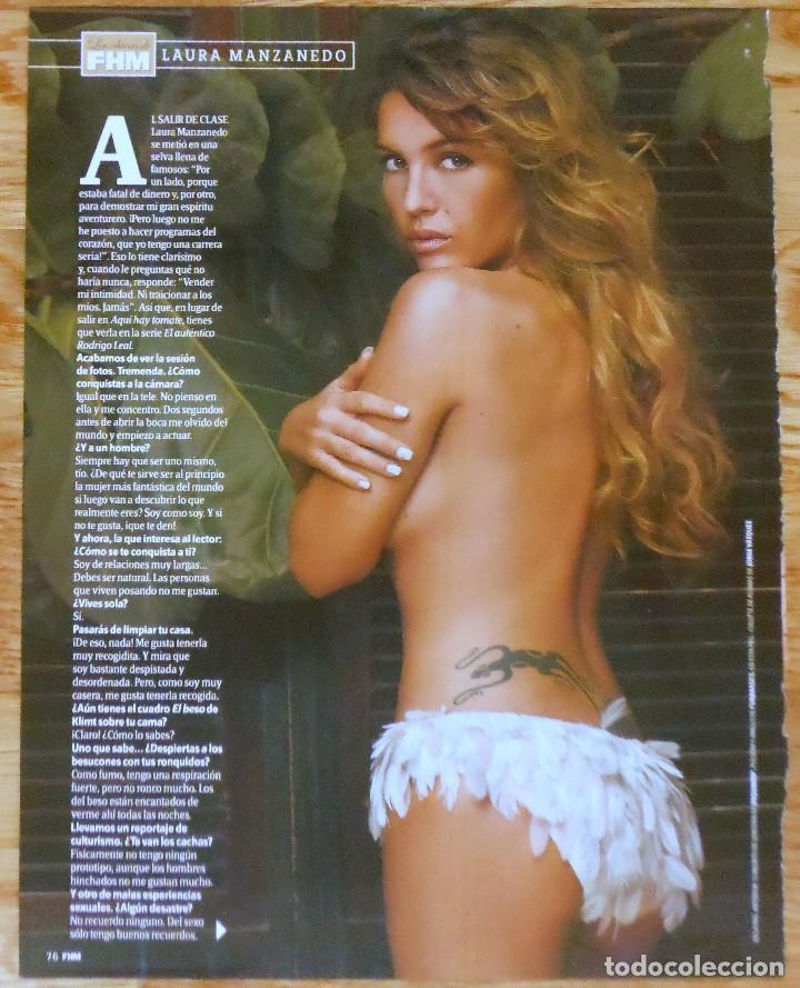Laura Manzanedo Coleccion Prensa 1990s10s Fotos Desnuda Sexy Actriz Clippings Al Salir De Clase
