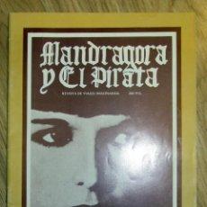 Colecionismo de Revistas e Jornais: REVISTA MANDRAGORA VIAJES IMAGINARIOS ESPECIAL 10 ANTHONY PERKINS FEDERICO GARCIA LORCA BOBB DYLAN. Lote 111532107
