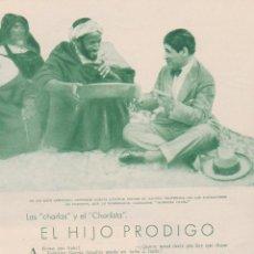 Coleccionismo de Revistas y Periódicos: * CHARLISTA FEDERICO GARCÍA SANCHIZ * BENLLIURE * - 1933. Lote 111546119