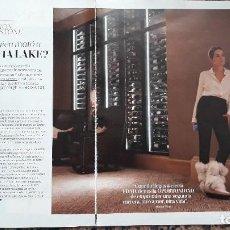 Coleccionismo de Revistas y Periódicos: SHARON STONE . Lote 111548911