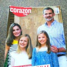 Coleccionismo de Revistas y Periódicos: REVISTA CORAZON TVE -- Nº 117 -- POSADO REAL EN PALMA --. Lote 111701515
