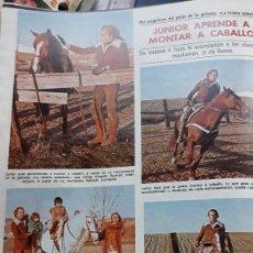 Coleccionismo de Revistas y Periódicos: ROCIO DURCAL ANTONIO MORALES JUNIOR . Lote 111736883