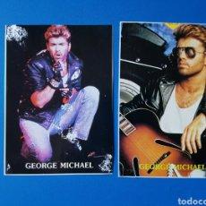 Coleccionismo de Revistas y Periódicos: LOTE RECORTES GEORGE MICHAEL/WHAM+U2: CANCIONES - SUPER POP/SUPERPOP. Lote 111809906