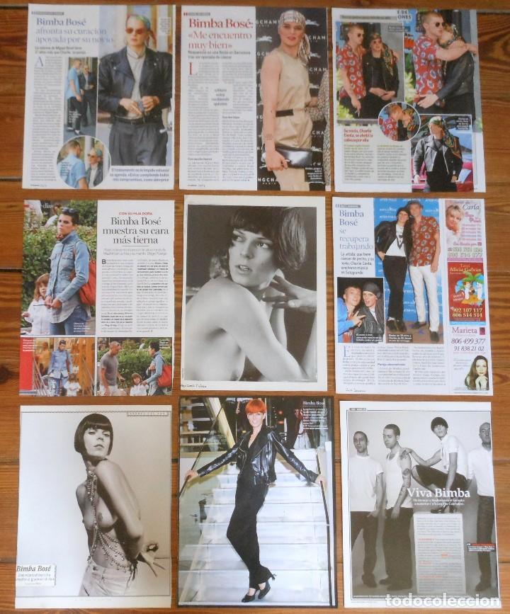 Bimba Bose Coleccion Prensa Fotos Desnuda Revis Sold Through