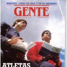 Coleccionismo de Revistas y Periódicos: GENTE 1989. SEBASTIAO SALGADO.R AVEDON.MIGUEL RIOS.THE POGUES.JOAN FONCUBERTA.. Lote 111922907