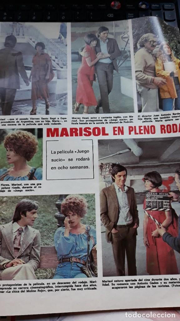 PEPA FLORES MARISOL (Coleccionismo - Revistas y Periódicos Modernos (a partir de 1.940) - Otros)