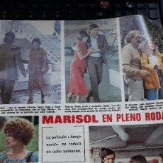 Coleccionismo de Revistas y Periódicos: PEPA FLORES MARISOL. Lote 111929803