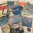 Coleccionismo de Revistas y Periódicos: THE AEROPLANE, REVISTA INGLESA DE AVIACIÓN. Lote 111987339