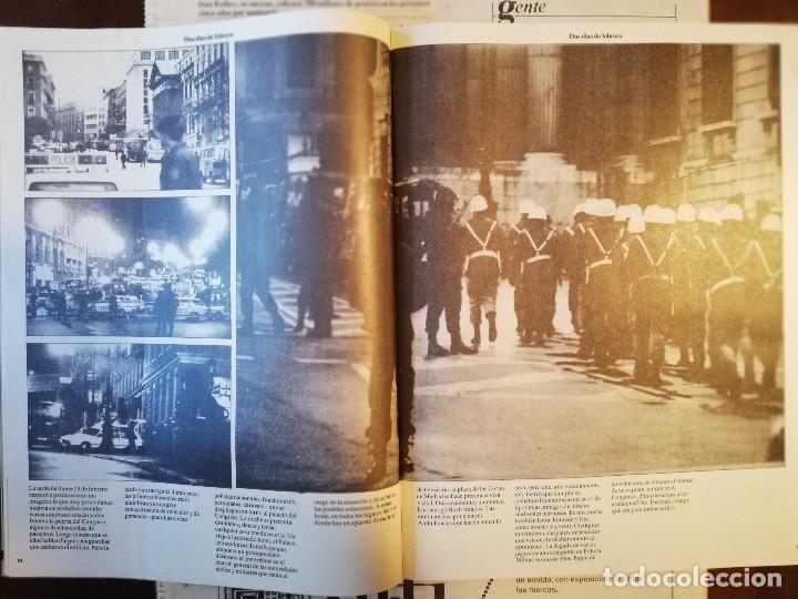 Coleccionismo de Revistas y Periódicos: PERIÓDICO Y SUPLEMENTO - EL PAIS SEMANAL -LAS 18 HORAS -GOLPE DE ESTADO -DOMINGO 8 DE MARZO DE 1981 - Foto 3 - 112031663