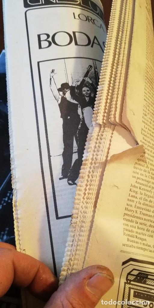 Coleccionismo de Revistas y Periódicos: PERIÓDICO Y SUPLEMENTO - EL PAIS SEMANAL -LAS 18 HORAS -GOLPE DE ESTADO -DOMINGO 8 DE MARZO DE 1981 - Foto 6 - 112031663