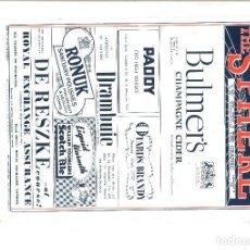Coleccionismo de Revistas y Periódicos: THE SPHERE FEBRUARY 27, 1943. . Lote 112033295