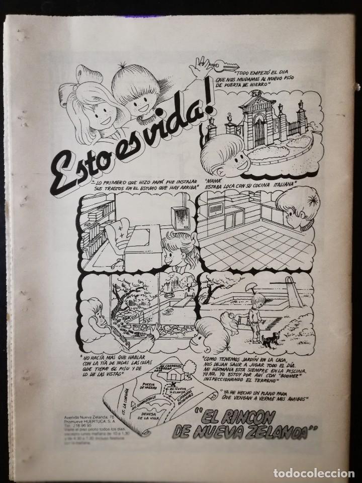 Coleccionismo de Revistas y Periódicos: Periódico ABC Miercoles 18 de Marzo de 1981 - EL GOLPE DE ESTADO SE ADELANTO , DIJO OLIART - Foto 4 - 112034963