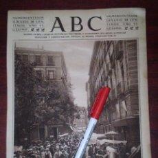 Coleccionismo de Revistas y Periódicos: LAS MALDONADAS ASPECTO DE UN DIA COMO PROLONGACION MERCADO LA CEBADA -MADRID -1924 RECORTE PRENSA-. Lote 112052403